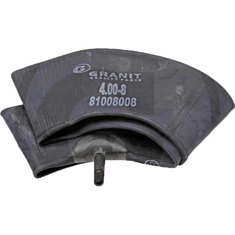 Duše 4.00-8, 16 x 4 pro 8″ pneumatiky ventil TR 13 rovný pro kolečko, rudlík, sekačku