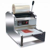 Zatavovací balička hotových jídel HORECA PACKMATIC 300 poloautomatická do misek