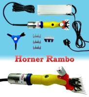Profesionální stříhací strojek Horner Rambo Mains na ovce a znečištěný dobytek 230V