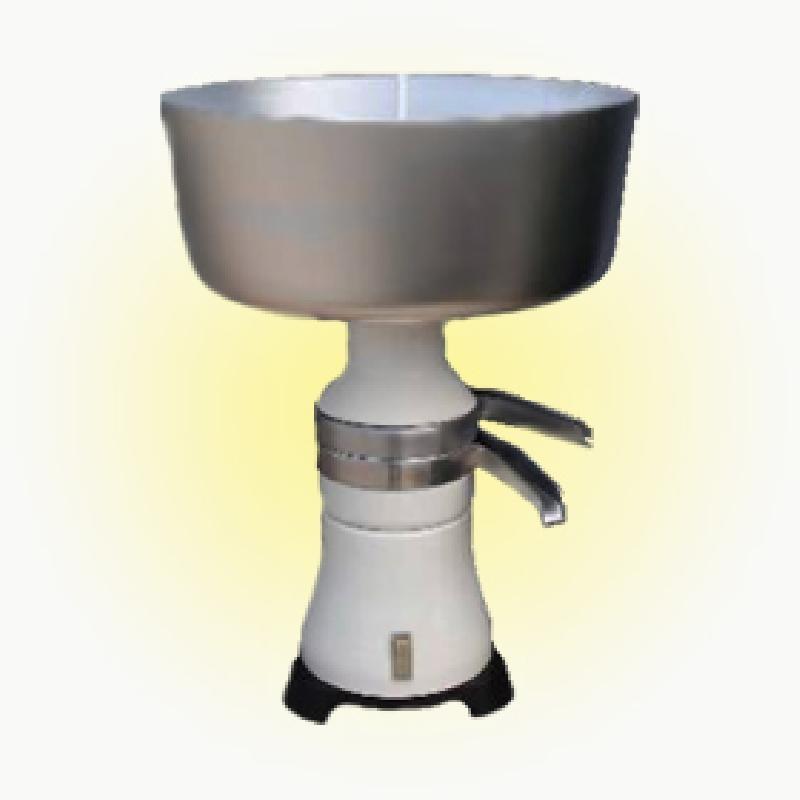 Elektrická odstředivka mléka MS-100-18 kapacita 100 l za hodinu celokovová