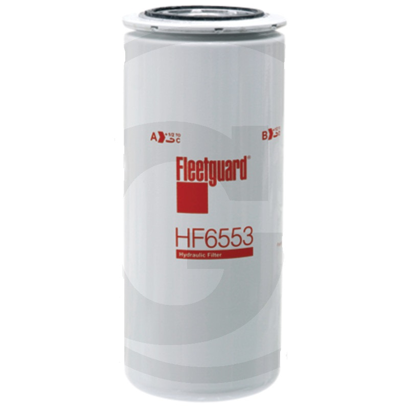 FLEETGUARD HF6553 filtr olejové hydrauliky vhodný pro Case IH, Caterpillar, Claas, Fiat