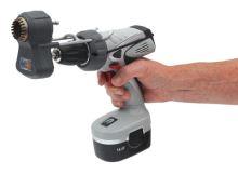 Nástavec na akušroubovák TailWell® Power Tail Trimmer na stříhání ocasů krav