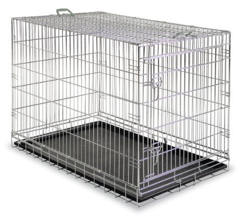 Výstavní klec pro psy Rome skládací střední (1)