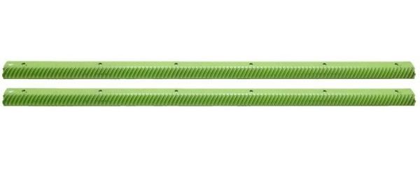 Mlátící lišty pravé pár vhodné pro Deutz Fahr M 1600, M 1630, M 35.40