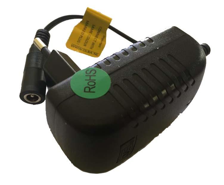 Síťový adaptér pro elektrický bič na dobytek, poháněč skotu Magic Shock 250 Aku