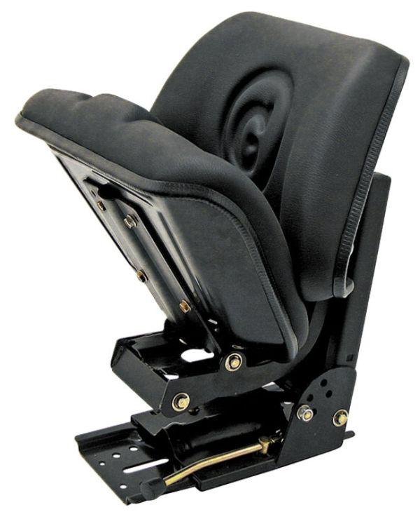 Traktorová sedačka Granit sklápěcí vhodná pro traktory Deutz - použitá