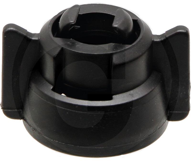 ARAG bajonetová matice černá SW 8-10 mm univerzální kryt trysky pro většinu trysek na trhu