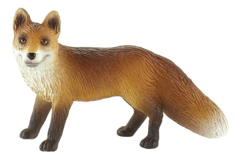 Bullyland – figurka liška