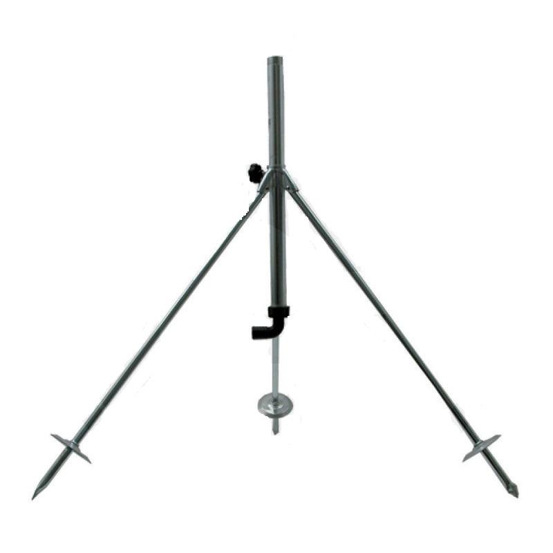 Stojan na rozstřikovač, zavlažovač nastavitelný výška 70 – 107 cm přípoj 3/4″