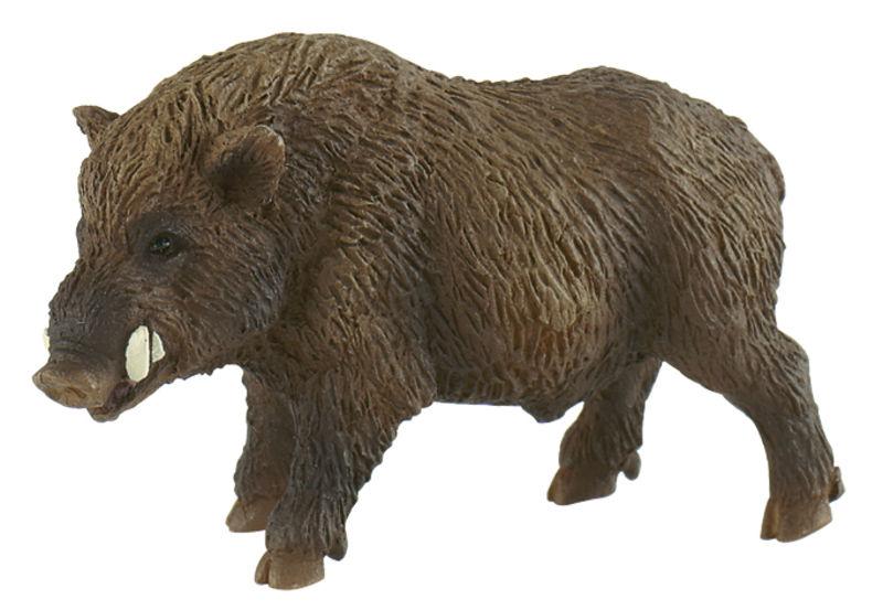Bullyland - figurka divoký kanec