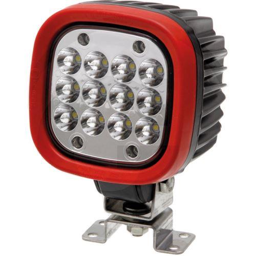 LED pracovní světlo 12 LED 12V a 24V dalekosáhlé 7000 Lumen