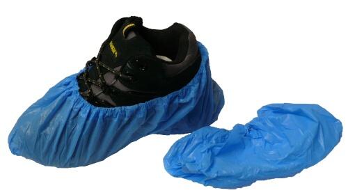 Jednorázový návlek na obuv plastový – pár