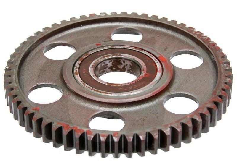 Čelní ozubené kolo 59 zubů vhodné pro Krone AFL, AM, AMT diskové sekačky