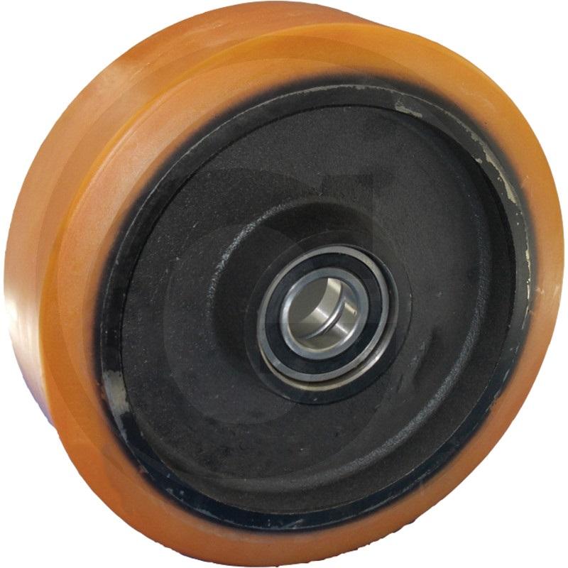 Hnací kolo průměr 310 mm, šířka 102 mm na vysokozdvižné vozíky Linde, Still