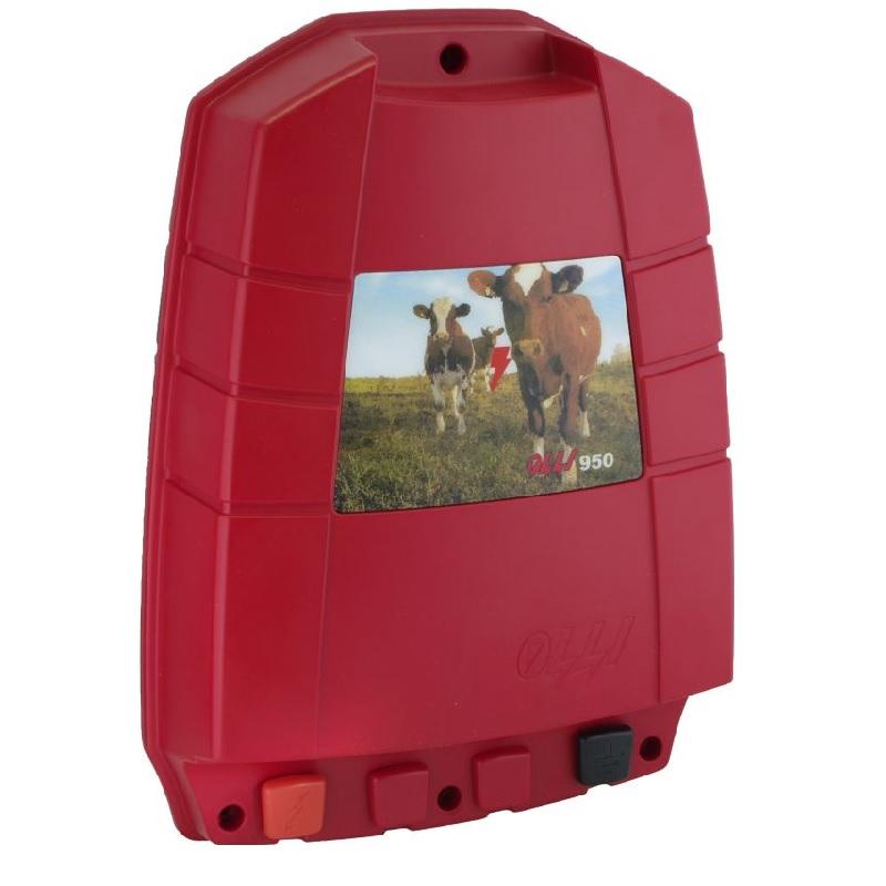 Síťový zdroj pro elektrický ohradník OLLI 950 napětí 230V, 4,8J