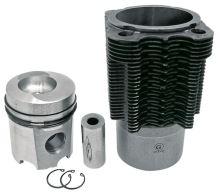 Pístní sada vhodná pro Deutz-Fahr typy motoru F2L912, F3L912, F4L912, F5L912 a F6L912