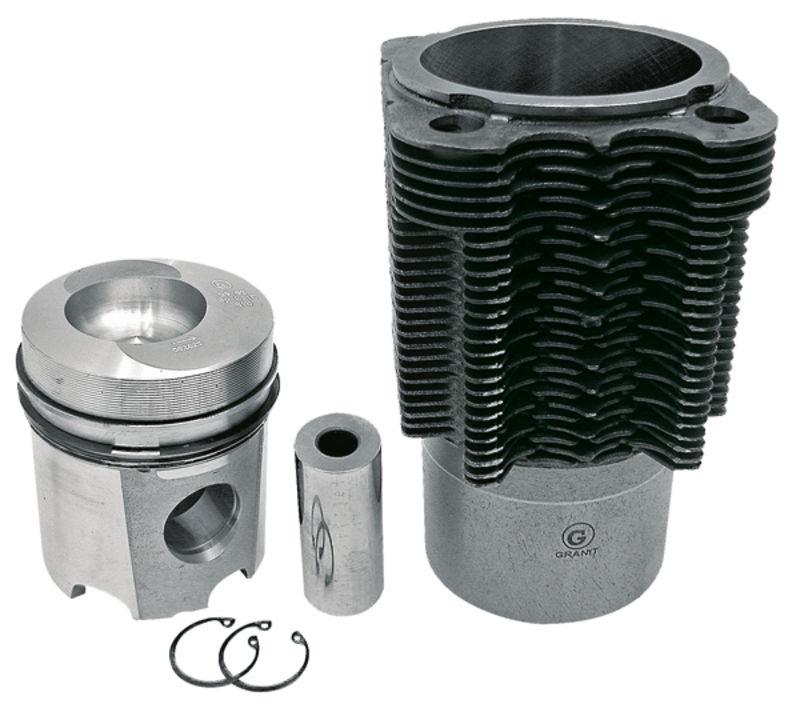 Pístní sada vhodná pro Deutz-Fahr typy motoru F3L913, F4L913, F5L913 a F6L913