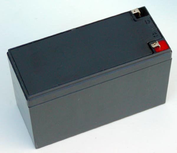 Gelová baterie pro elektrický ohradník 12V 7Ah ALARMGUARD bezúdržbová dobíjecí
