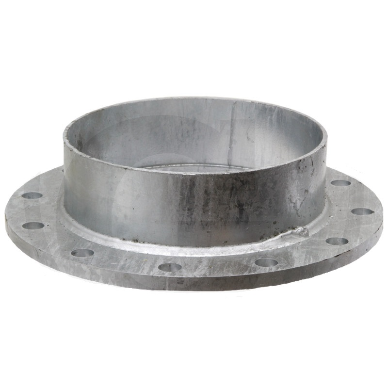 Přírubová podpěra 10″ pro dokovací trychtýř pro fekální vozy
