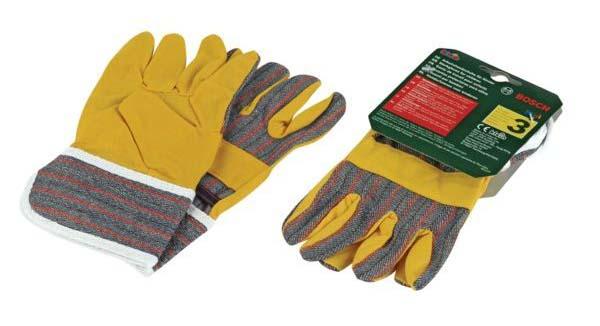 Klein - dětské pracovní rukavice Bosch