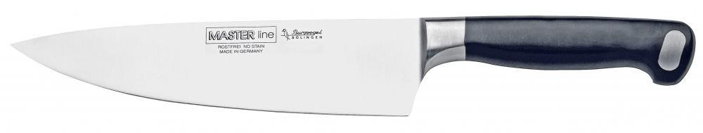 Profi kuchařský nůž dranžírovací krátký 20 cm Burgvogel Solingen 6860.951.20.0 ML