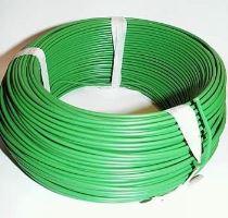Izolovaný drát pro elektronický ohradník 100 m průřez 1 mm2