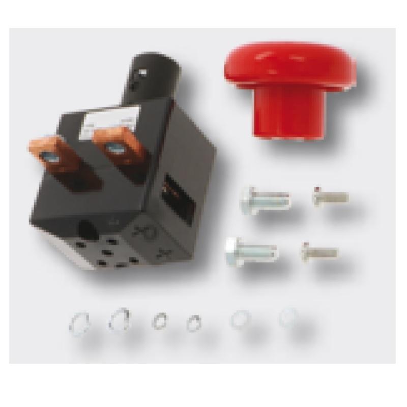 Stop tlačítko na vysokozdvižné vozíky VZV napětí 48 V ED 250-1