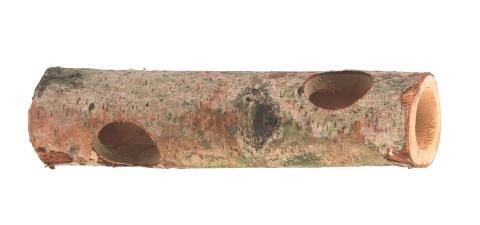Tunel pro hlodavce dřevěný 20 cm
