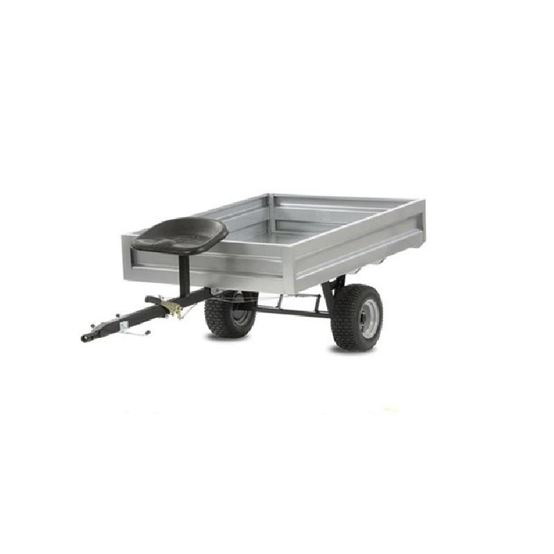 Sklápěcí vozík Vares IT 500 PROFI pro jednoosý malotraktor BCS FERRARI nosnost 400 kg