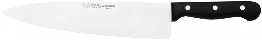 Kuchařský nůž planžetový Burgvogel Solingen 4860.401.26.0 délka ostří 26 cm