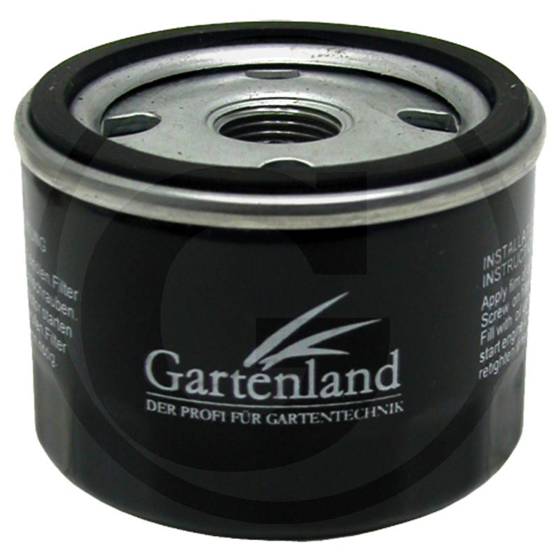 Olejový filtr krátký vhodný pro zahradní traktory Briggs & Stratton, Hatz, Tecumseh, Toro