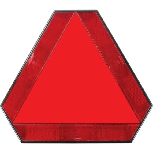 Varovný trojúhelník pro pomalu jedoucí vozidla a přívěsy plastový