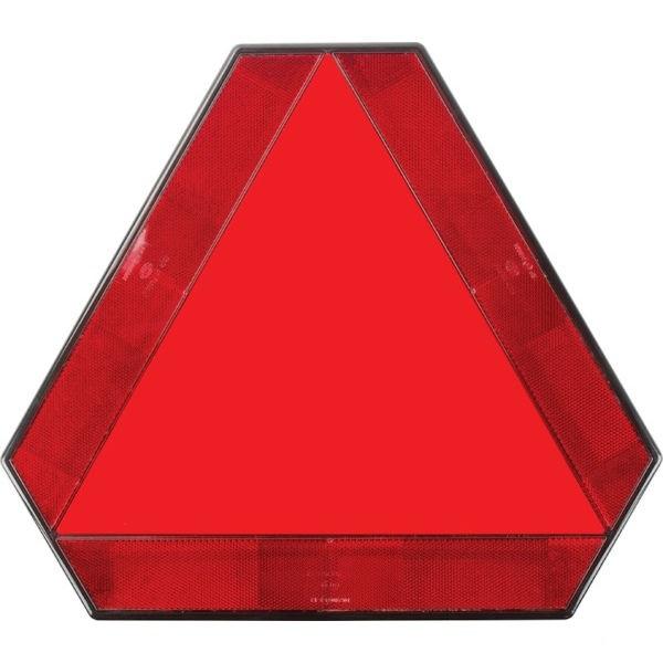 Varovný trojúhelník pro pomalu jedoucí vozidla a přívěsy hliníkový