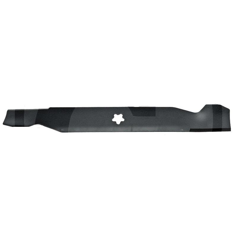 Nůž 490 mm hvězda 5 zubů pro zahradní sekačky AYP 38″, Cooper, Husqvarna, Viking
