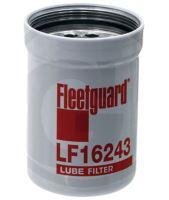 FLEETGUARD LF16243 filtr motorového oleje vhodný pro Claas, John Deere, Renault