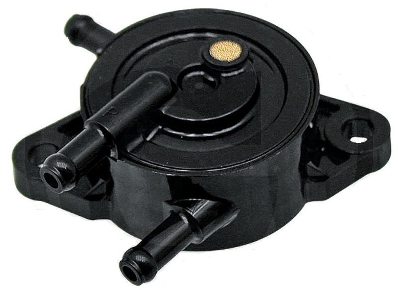 Palivové čerpadlo plastové podtlakové přípoj 6 mm pro Briggs & Stratton, Honda, Kohler