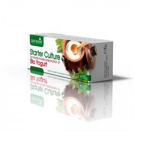 Jogurtová kultura Bulharský jogurt BIFIDO 10 sáčků, 1 sáček na 1-5 l mléka