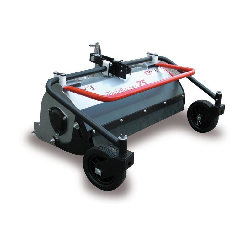 Rotorový kladívkový mulčovač BLADERUNNER pro jednoosý malotraktor BCS FERRARI 90 cm