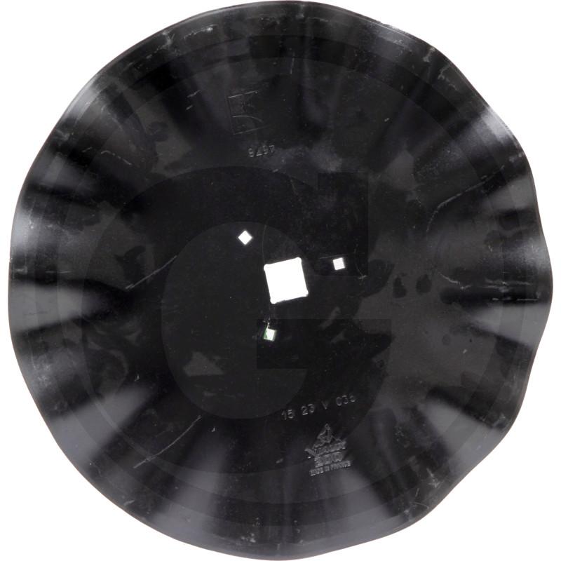Vlnovaný kotouč vhodný pro kejdovače Vogelsang XTill, XTill B, XTill VarioCrop