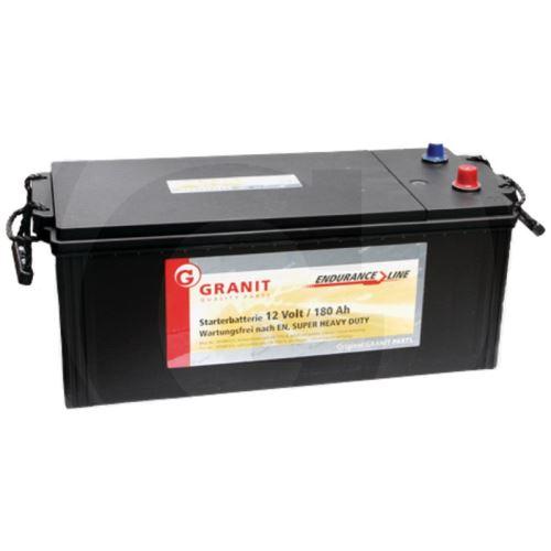Auto baterie Granit Endurance Line 12V / 180 Ah, patice B00 (1)