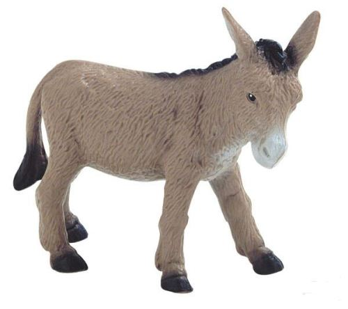 Bullyland - figurka osel