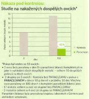 Doplňkové BIO antiparazitní krmivo PARACLEAN pro skot, ovce, kozy, koně 10 kg