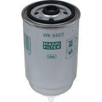 MANN FILTER WK842/2 palivový filtr vhodný pro Case IH, Claas, Fiat, Ford, Massey Ferguson