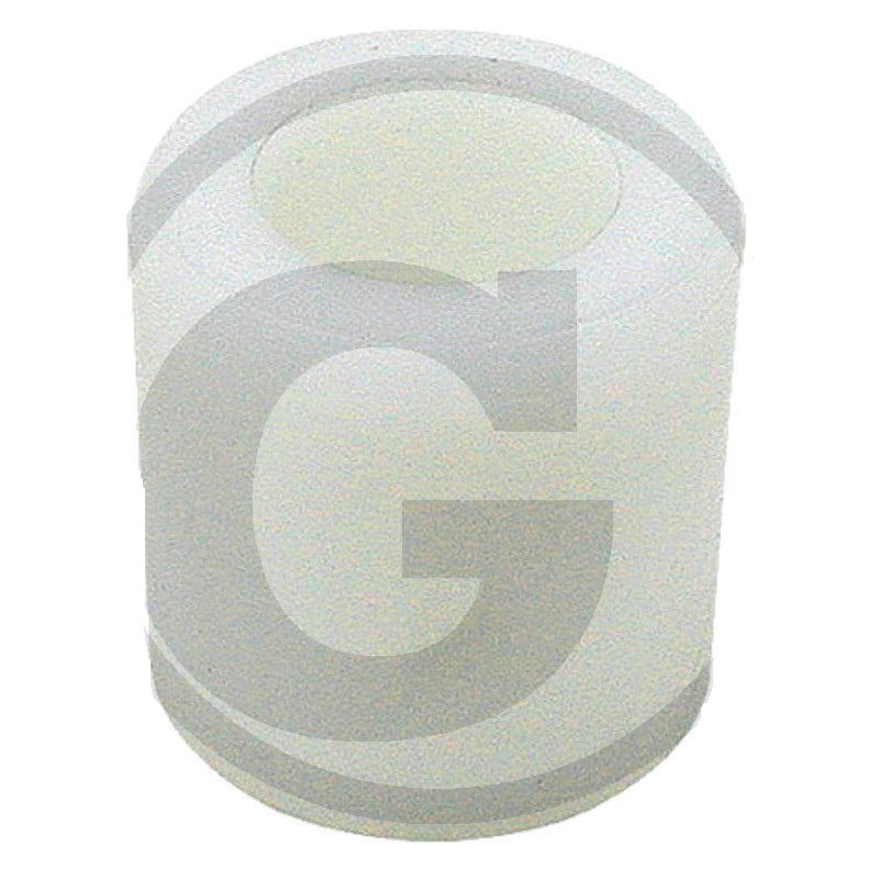 Ložisko drobícího válce plastové vhodné pro různé výrobce průměry 25 x 45 x 40 mm
