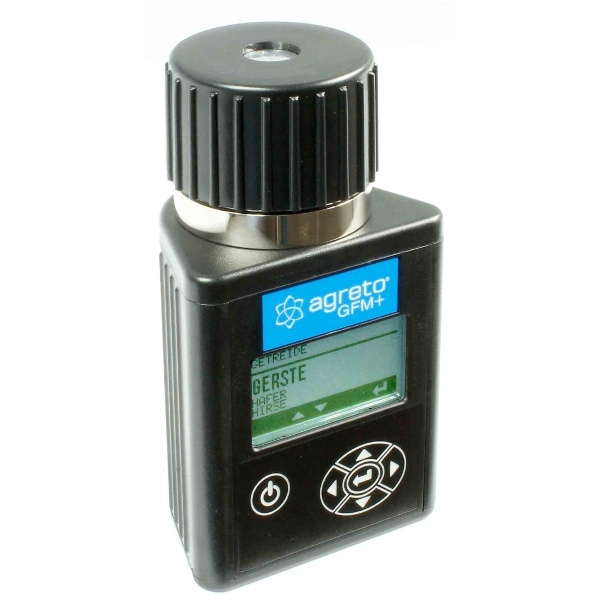 Vlhkoměr na obilí Agreto GFM+ pro měření vlhkosti zrna USB