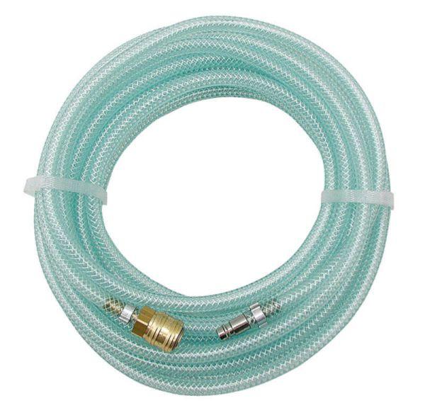 Vzduchová hadice PVC ke kompresoru vnitřní průměr 6 mm délka 10 m