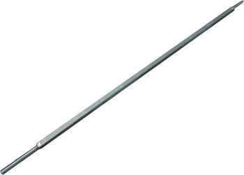 Ráhno na rožeň na grilování selete 20×20-1200/1480 mm bez vidlic nerezové