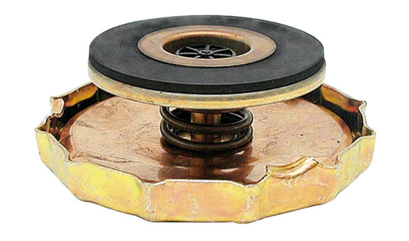 Uzávěr chladiče vhodný pro Fendt hrdlo průměr 78 mm výška 29,5 mm