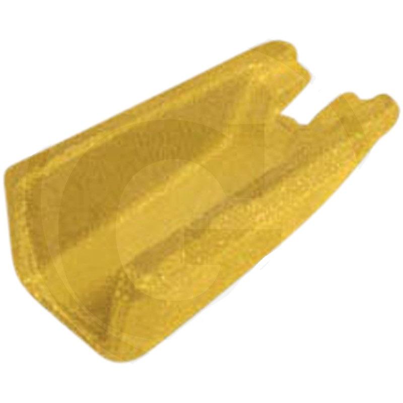 Držák zubu Lehnhoff vhodný pro lopaty nakladačů a lžíce bagrů konstrukční velikost 411