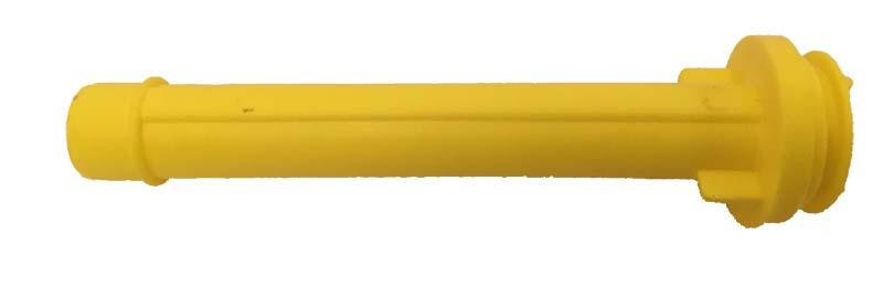 Náhradní trubice s těsněním pro barelovou napáječku pro drůbež 141